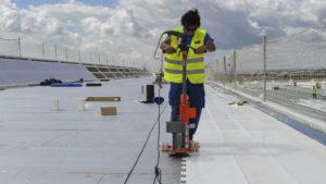 Impermeabilización con PVC y FPO